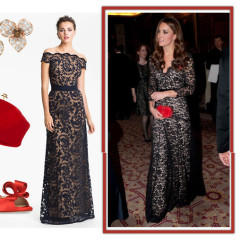 Steal Kate Middleton's Pre-Baby Bump Style This Winter