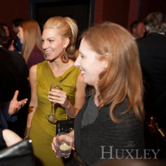 Mary Anne Huntsman Spotted At The Huxley