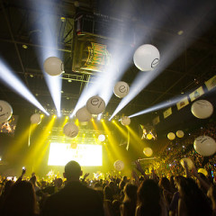 Justin Bieber, Enrique Iglesias, Ke$ha, Flo Rida, Ed Sheeran, PSY Perform At The Hot 99.5 Jingle Ball