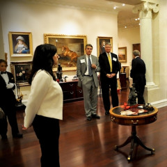 Organization For International Investment Annual Reception And Dinner