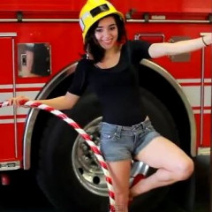 Eavesdropping In: Venice Fire Station In Trouble For Burlesque Video Shoot; Starbucks Expansion; Thom Yorke & RHCP's Flea Side Project Debut; Eminem's Daughter Calls Taylor Swift A Whore; Frankie Muniz Has Mini-Stroke