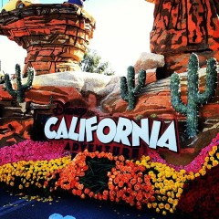 Instagram Roundup: Floats of The 2013 Rose Parade