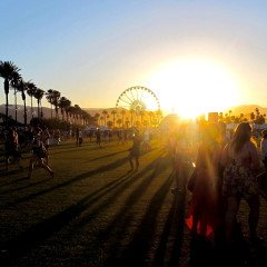 Coachella 2013 Update: Goldenvoice's Latest Tease (... Neat Video?)