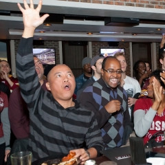 Redskins Playoffs Watch Party At Redline