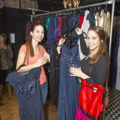 Rent The Runway's Faith In Fashion's Future Pop-Up At LivingSocial