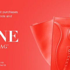Today's Giveaway: Vaunte Gives You The Chance To Win A Celine Phantom Bag!