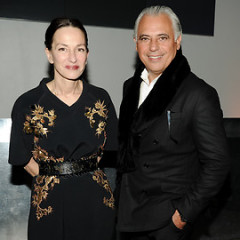 Last Night's Parties: Joe Mimran & The Aesthete Honor Richard Phillips At The New Museum, And The Maras Party In NYC For The