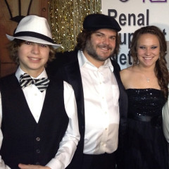 Last Night's Parties: Tenacious D Goes To Prom, Kurt Russell Steps Out For Charity, Joni Mitchell Hits An Art Opening & More