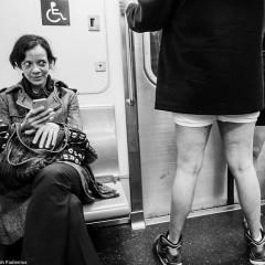 Instagram Round Up: 2013 No Pants Subway Ride NYC