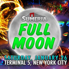You're Invited: Sumeria's Full Moon Party