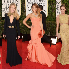 Best Dressed Guests: Top 16 Looks From The 2013 Golden Globes Red Carpet