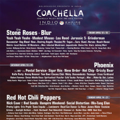 BREAKING: Your Official Coachella 2013 Lineup Revealed!!!