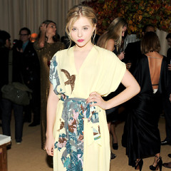 Daily Style Phile: Chloe Moretz, The Teenage Fashion Fixture Kicks Off NYFW With Her Sweet 16 Today