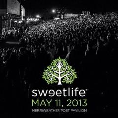 Sweetlife 2013 Lineup Announced!