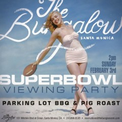 7 L.A. Sports Bars & Viewing Parties To Spend Super Bowl Sunday