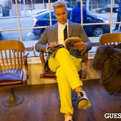 Vanity Fair Brings Campaign Hollywood To Baxter Finley Barber & Shop For