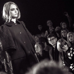 Instagram Round Up: The Best Shots From London Fashion Week