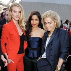 Best Dressed Guests: Fall 2013 London Fashion Week
