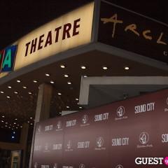 Rock Stars John Fogerty, Stevie Nicks, Joan Jett & More Hit Dave Grohl's 'Sound City' Premiere