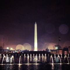 Photo Of The Day: Washington Monument