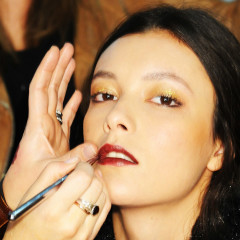The Top Makeup Trends To Try From The Fall 2013 NYFW Runways