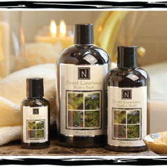 Today's Giveaway: NabilaK's Product Line!