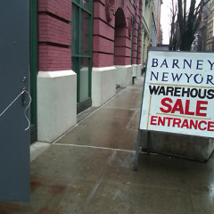Barneys Warehouse Sale 2013: Our Top Shopping Picks
