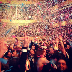 Instagram Round Up: Swedish House Mafia's Black Tie Rave Takes Over Hammerstein Ballroom