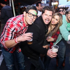 Get Your Green Beer On!: The L.A. St. Patrick's Day Weekend Party Guide