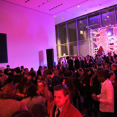 Last Night's Parties: The 2013 Armory Show Kicks Off With Solange's Performance At The MoMA And The VIP Preview Party At Pier 94