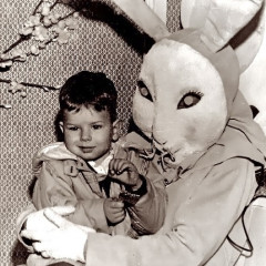The 15 Creepiest, Most Terrifying Easter Bunny Photos We've Ever Seen