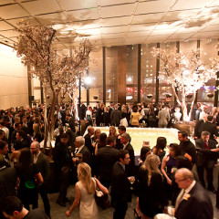 Last Night's Parties: Jared Kushner Hosts The New York Observer's 25th Anniversary, Alfred Dunhill Throws A Chic Dinner Party To Fete The New Collection, And More!