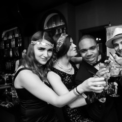 Last Night's Parties: DC Celebrates Spring, Cherry Blossoms, The Great Gatsby, Two New Venues And More