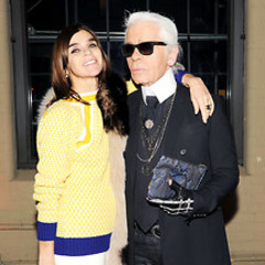 Last Night's Parties: Karl Lagerfeld & Cara Delevingne Step Out For The Melissa + Karl Collaboration Dinner, And More!