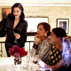 Last Night's Parties: Dior & Bergdorf Host A Cocktail Party For Raf Simons, Dita Von Teese Launches Her Beauty & Intimates Collection, And More!