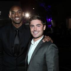Last Night's Parties: Zac Efron Celebrates With Kobe Bryant, The