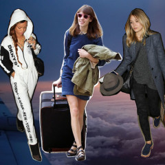 Airport Fashion Tips: Flying In Style On Your Spring Getaway