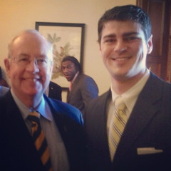 RGIII Photobombs Ken Starr