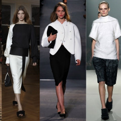 Fall 2013 Fashion Week Trend Wrap Up