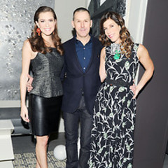 Last Night's Parties: Allison Williams Dines At Barneys' Celebratory Supper, Jason Sudeikis & Olivia Wilde Attend The