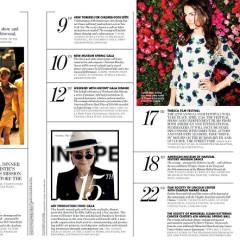 April 2013: Society Social Calendar With SCENE Magazine