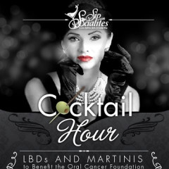 You're Invited: Sip With Socialites April LBD Fundraiser This Thursday