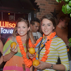Do Not Miss: Wilson Tavern's Orange Crush Party This Thursday