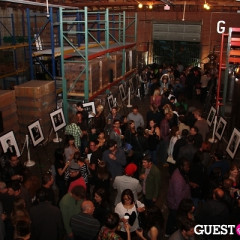 KCRW Takes Over Greenbar Distillery For A Pop-Up Gallery Party