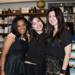 Kiehl's Earth Day Partnership Celebration With Zachary Quinto & Alanis Morissette