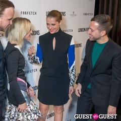 Selena Gomez, Julianne Hough & More Fete LONDON show ROOMS LA With The British Fashion Council