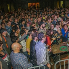 L.A. Gets Wild With Dan Deacon At KCRW's First Friday Series