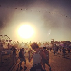 Instagram Roundup: Alessandra Ambrosio, Jessica Alba, Karlie Kloss & More At Coachella Weekend 2