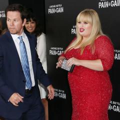 Last Night's Parties: Mark Wahlberg, Rebel Wilson Premiere 'Pain & Gain,' Heidi Klum, Betsey Johnson Hit Network Press Day & More