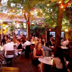 Our Favorite NYC Restaurants With Secret Gardens